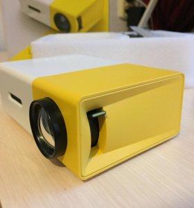 ‼️ Скидки ‼️Лучщий проектор yg-300