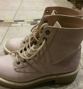 Ботинки 36 р-р