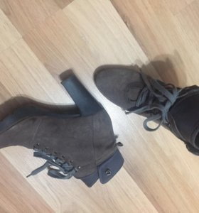 Ботинки женские Zenux, 40 р-р, б/у