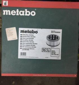 Фильтр для пылесоса метабо