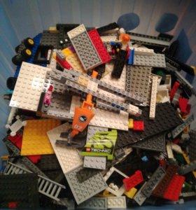 Лего и конструктор