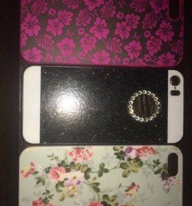 Бампер iPhone 5s