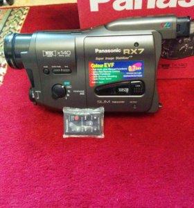Видеокамера Panasonic NV-RX7 Super Image Stabilize