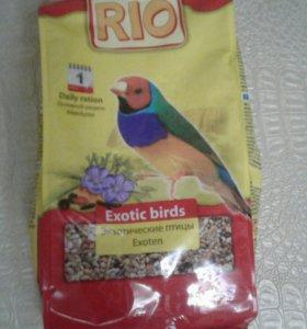 Продаю корм для экзотических птиц