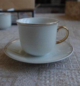 Фарфоровый чайный набор , Китай
