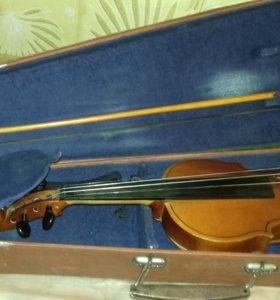 Скрипка 4/4 1985 Москва