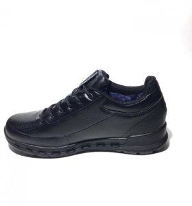❄Зимние ботинки Ecco COOL gore-tex/кожа/мех☃+🎁