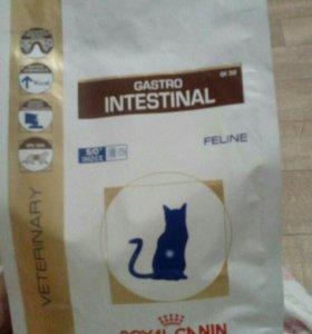 Полнорационный диетический корм для кошек Royal Ca