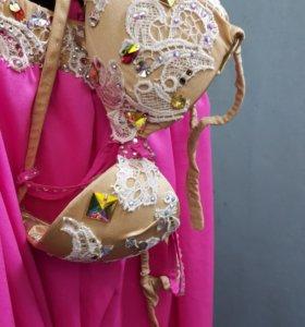 Восточный костюм шаровары