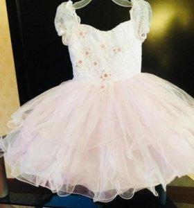 Платье на утреник