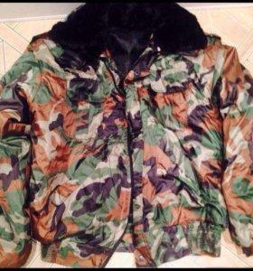 Куртка новый