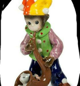 Статуэтка клоун Pavon.