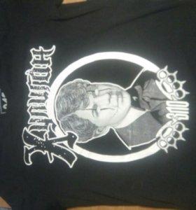 футболка от ЗЛО Есенин