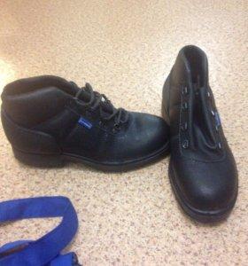 Спец обувь и одежда