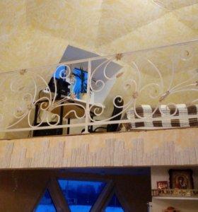 Лестницы и др. из ковки