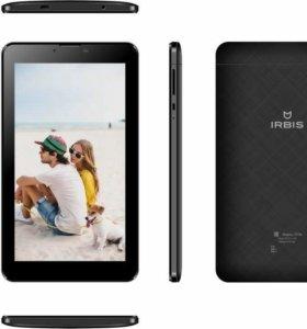 "Планшет фаблет 7"" IRBIS 3G WiFi 2sim"