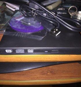 USB привод DVD