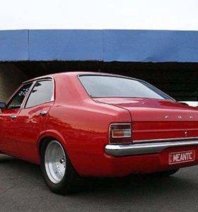 Форд картино 1974г