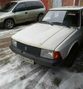 Москвич 2141 F3R