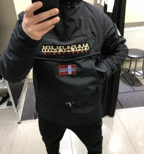 NAPAPIJIRI Зимний анорак куртка