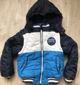 Куртка-трансформер зимняя
