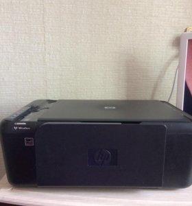 Принтер/копир/сканер HP DeskJet F4583
