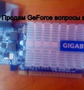 Видео карта NVIDIA GeForce 210
