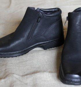 Зимние ботинки 40, 42, 44