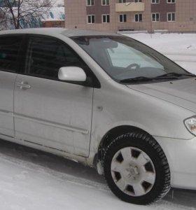 Toyota Corolla 1.8 л, 132 л.с., АКПП