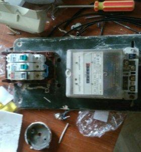 Услуги ⚡ электрика ⚡, мелкий ремонт по дому....