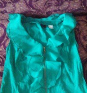 Платье и блузки