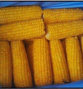 Продам кукурузу замороженную
