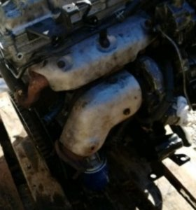 Двигатель хундай старекс на запчасти