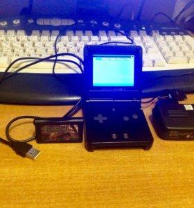 Game Boy Advance SP Nintendo