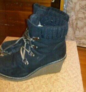 Ботинки зимние и осенние