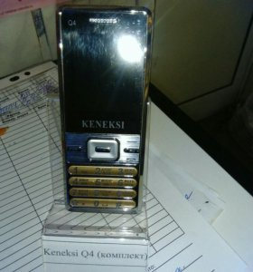 Телефон keneksi q4