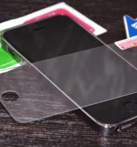 Защитные стекла iPhone 5,5s,6