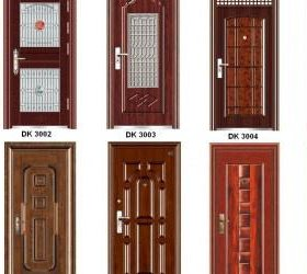 Дверь 3D-Graf