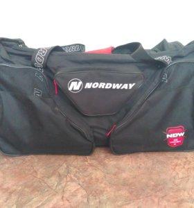 Хоккейная сумка Nordway