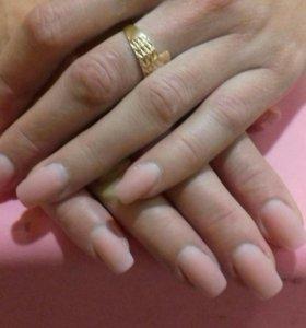 Наращивание ногтей(гель)