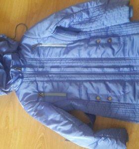 Осенняя-весенняя куртка на девочку