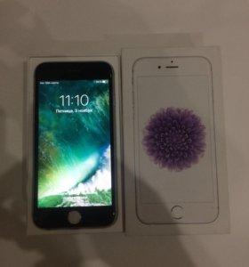 iPhone 6 Silver, 64gb