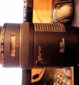 Canon 70-210mm f4