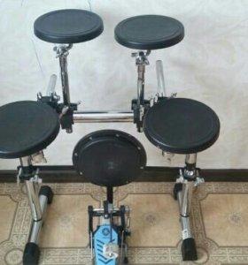 Тренировочная барабанная установка