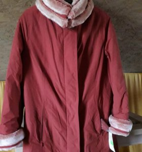 Осенне-зимнее пальто
