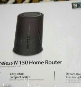 Новый Wi-Fi роутер D-link DIR 300a