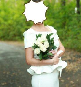 Платье,свадебный наряд