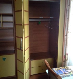 Шкаф в детскую.