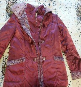 Осенее-весении куртки
