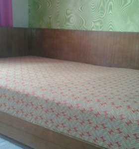 Кровать 1,1х1,9